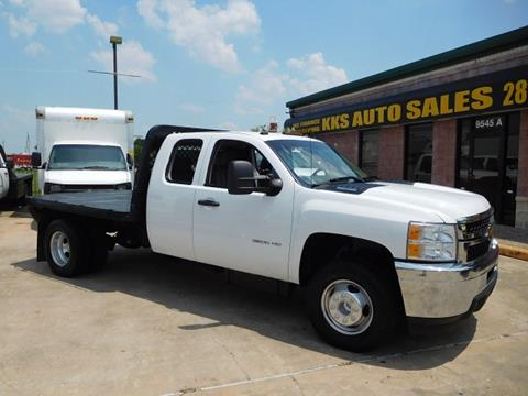 2013 Chevrolet Silverado 3500HD CC for sale in Houston, TX