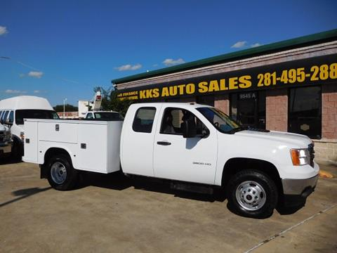 2012 GMC Sierra 3500HD CC for sale in Houston, TX