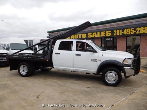 2013 RAM Ram Chassis 5500 for sale in Houston, TX