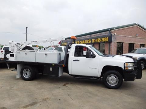 2011 Chevrolet Silverado 3500HD CC for sale in Houston, TX