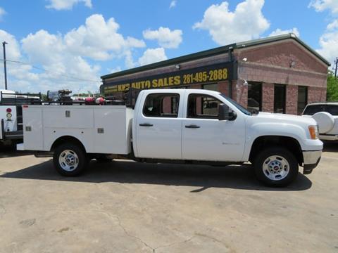 2014 GMC Sierra 2500HD for sale in Houston, TX