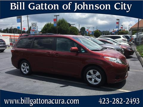 2015 Toyota Sienna for sale in Johnson City, TN