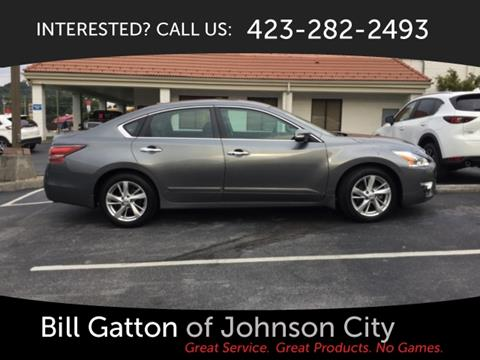 2015 Nissan Altima For Sale In Johnson City, TN