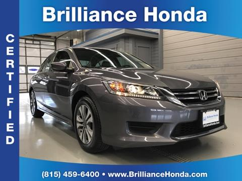 2015 Honda Accord For Sale In Crystal Lake, IL