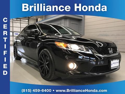 Attractive 2015 Honda Accord For Sale In Crystal Lake, IL
