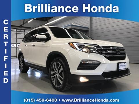 2017 Honda Pilot for sale in Crystal Lake, IL