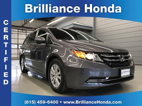 2015 Honda Odyssey for sale in Crystal Lake, IL