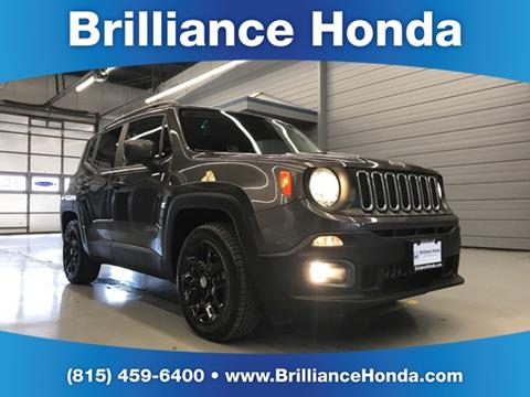 2017 Jeep Renegade for sale in Crystal Lake, IL