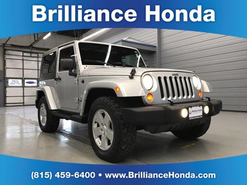 2007 Jeep Wrangler for sale in Crystal Lake, IL