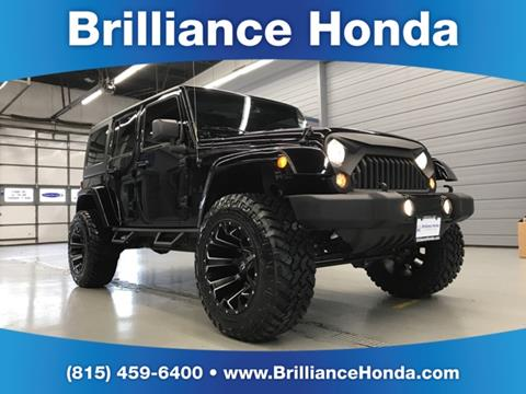 2018 Jeep Wrangler Unlimited for sale in Crystal Lake, IL