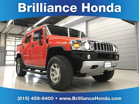2008 HUMMER H2 SUT for sale in Crystal Lake, IL