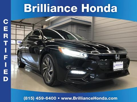 2019 Honda Insight for sale in Crystal Lake, IL