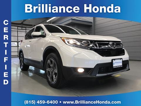 2018 Honda CR-V for sale in Crystal Lake, IL