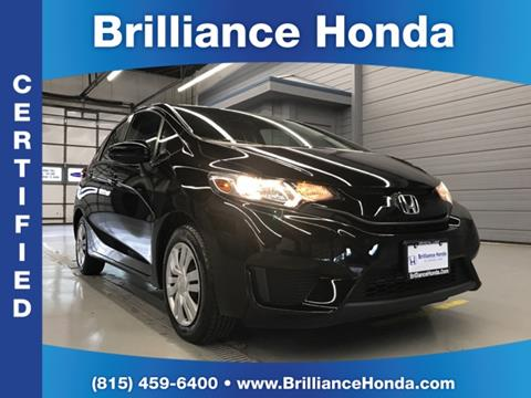 2016 Honda Fit for sale in Crystal Lake, IL