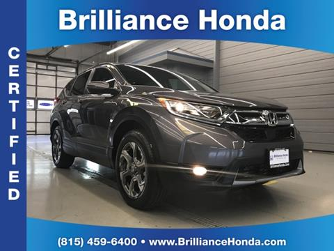 2019 Honda CR-V for sale in Crystal Lake, IL