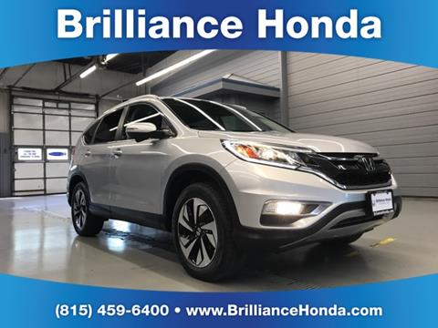2016 Honda CR-V for sale in Crystal Lake, IL