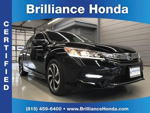 2016 Honda Accord for sale in Crystal Lake, IL