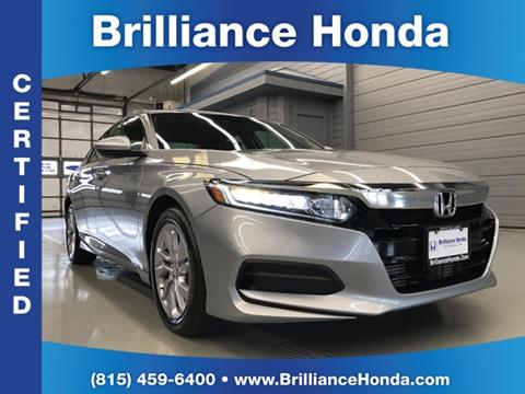 2019 Honda Accord for sale in Crystal Lake, IL
