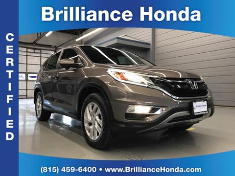2015 Honda CR-V for sale in Crystal Lake, IL