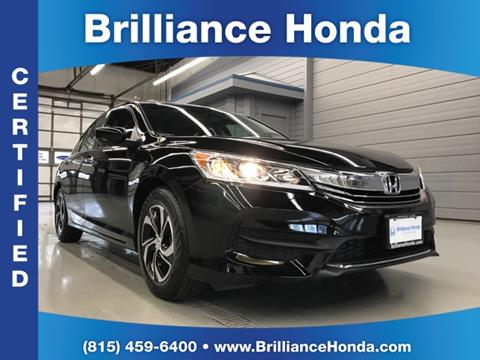2017 Honda Accord for sale in Crystal Lake, IL