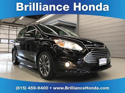 2017 Ford C-MAX Hybrid for sale in Crystal Lake, IL