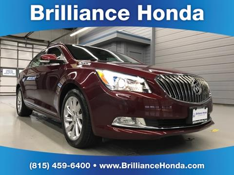 2016 Buick LaCrosse for sale in Crystal Lake, IL