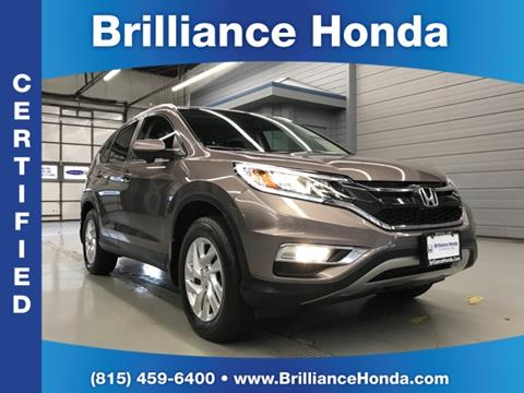2016 Honda CR-V for sale in Crystal Lake, IL