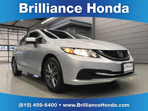 2014 Honda Civic for sale in Crystal Lake, IL