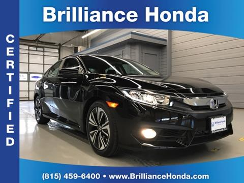 2016 Honda Civic for sale in Crystal Lake, IL