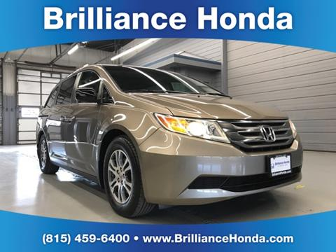 2012 Honda Odyssey for sale in Crystal Lake, IL