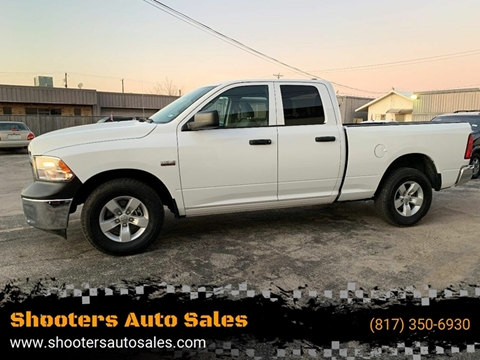 2018 RAM Ram Pickup 1500 for sale in Fort Worth, TX