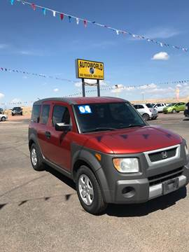 2004 Honda Element for sale in Farmington, NM