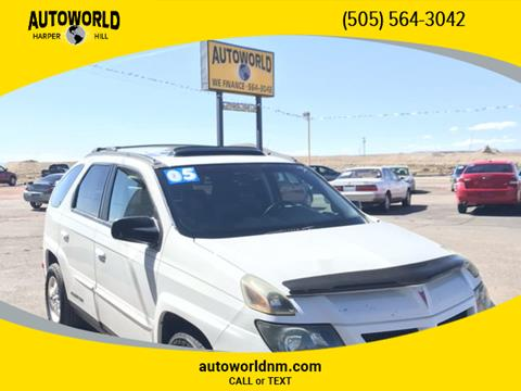 2005 Pontiac Aztek for sale in Farmington, NM