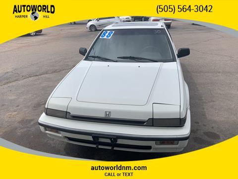 1988 Honda Accord for sale in Farmington, NM