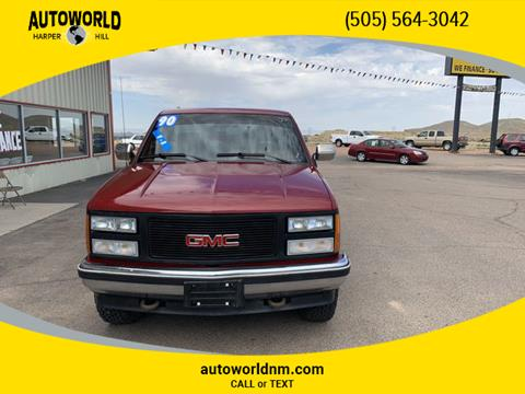 1990 GMC Sierra 1500 for sale in Farmington, NM