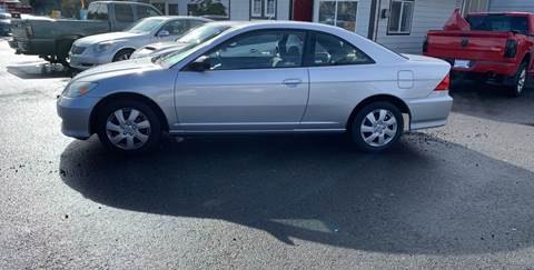 2005 Honda Civic for sale in Spanaway, WA
