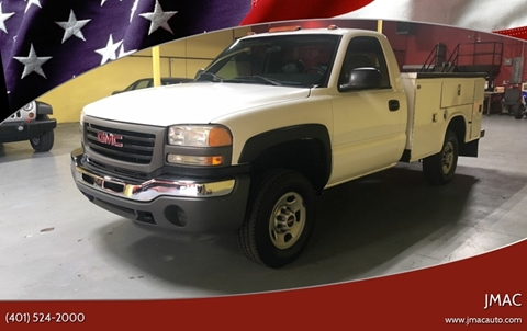 2006 GMC Sierra 2500HD for sale in Attleboro, MA