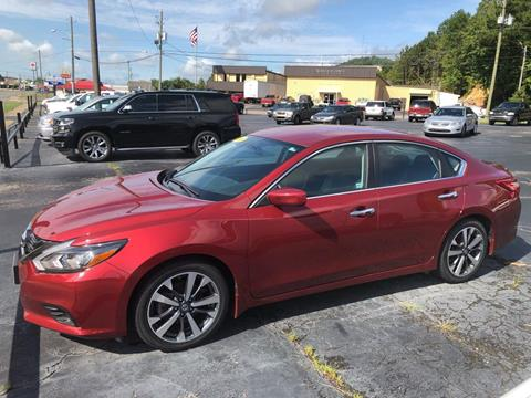 2016 Nissan Altima for sale in Oneonta, AL