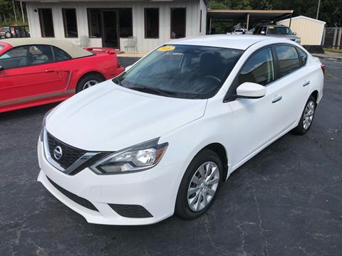 2016 Nissan Sentra for sale in Oneonta, AL