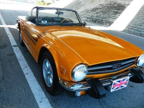 1975 Triumph TR6 for sale in Pompano Beach, FL