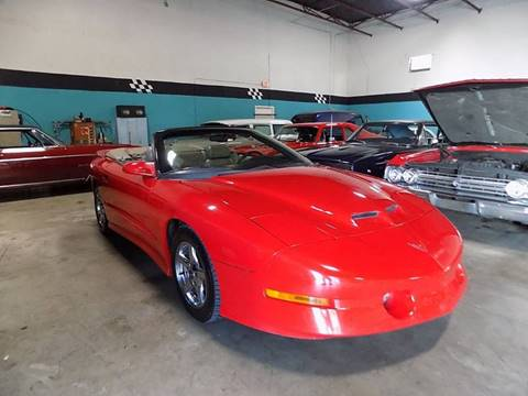 1997 Pontiac Firebird for sale in Pompano Beach, FL