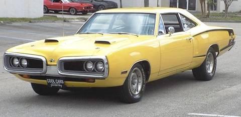 1970 Dodge Super Bee for sale in Pompano Beach, FL