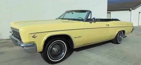 1966 Chevrolet Impala for sale in Pompano Beach, FL