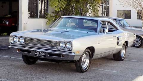 1969 Dodge Super Bee for sale at COOL CARS in Pompano Beach FL