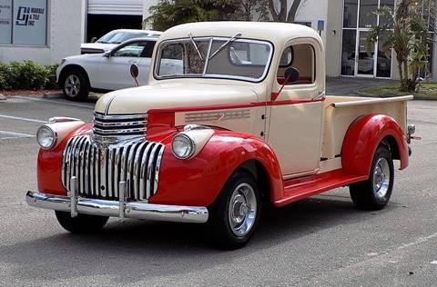 1942 Chevrolet 3100 for sale at COOL CARS in Pompano Beach FL