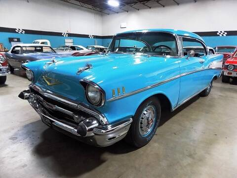 1957 Chevrolet Bel Air for sale at COOL CARS in Pompano Beach FL