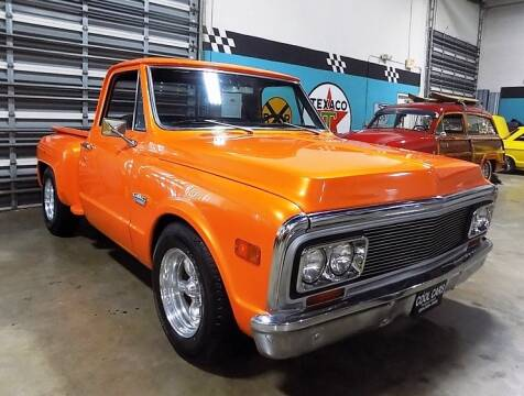1970 GMC C/K 1500 Series for sale at COOL CARS in Pompano Beach FL