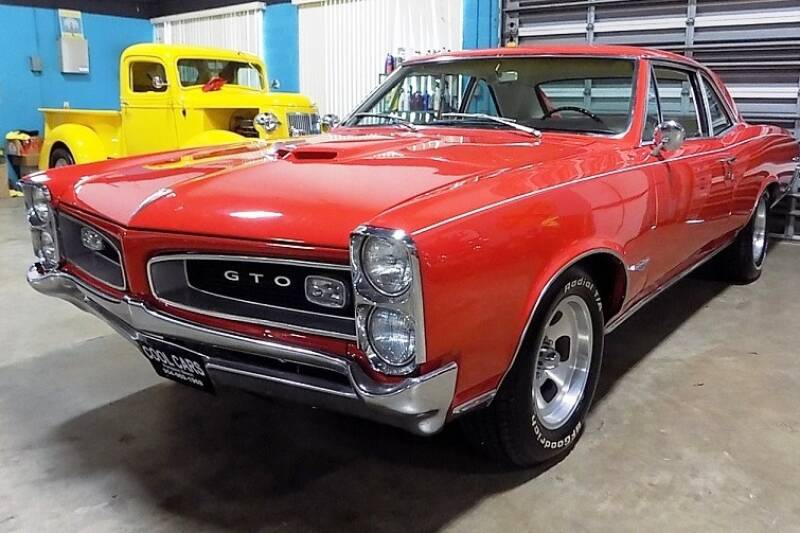 1966 Pontiac GTO for sale at COOL CARS in Pompano Beach FL