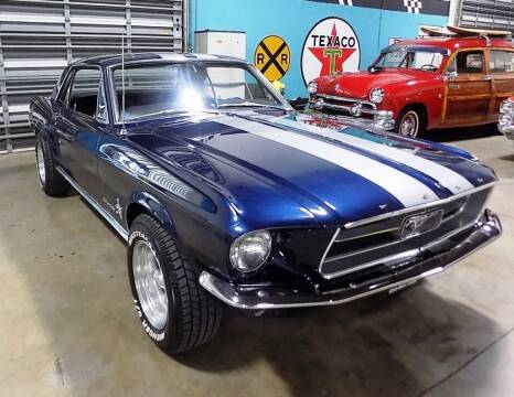 1967 Ford Mustang for sale at COOL CARS in Pompano Beach FL