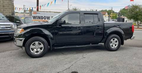 2011 Nissan Frontier for sale in Newburgh, NY